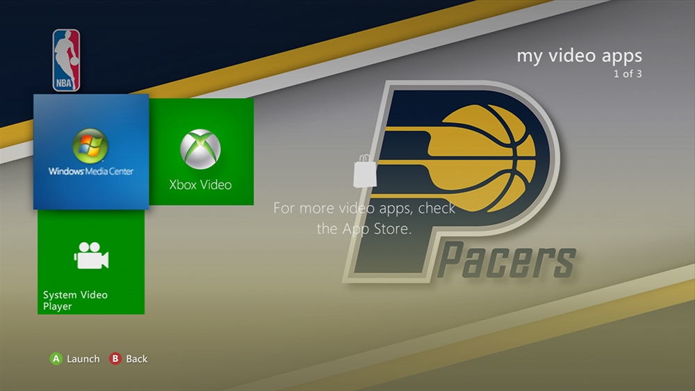 Image from NBA - Pacers Highlight Theme