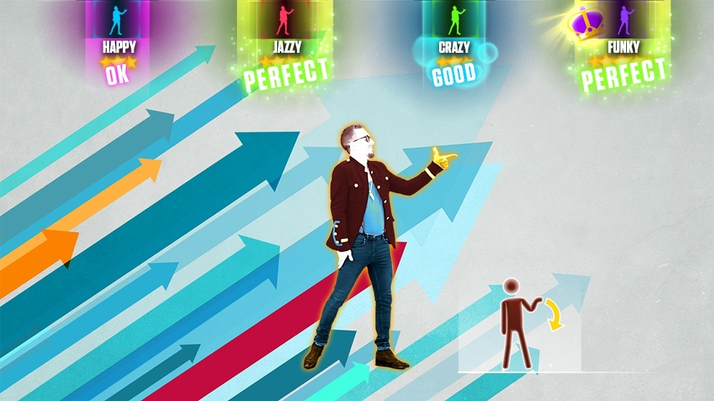 "Image from Just Dance 2015 - ""One Way Or Another (Teenage Kicks)"" by One Direction"