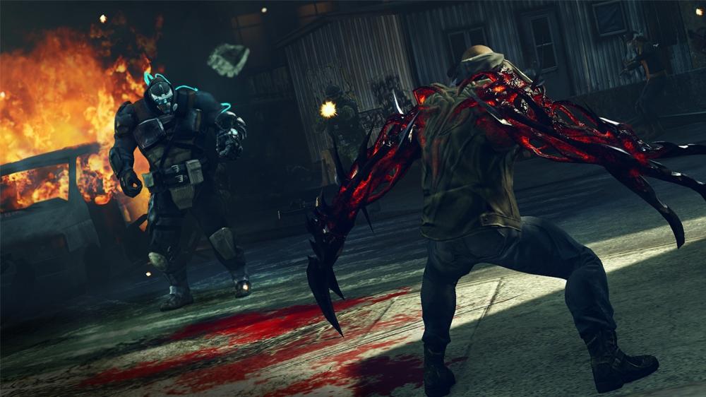 Bild från The Art of Combat Trailer