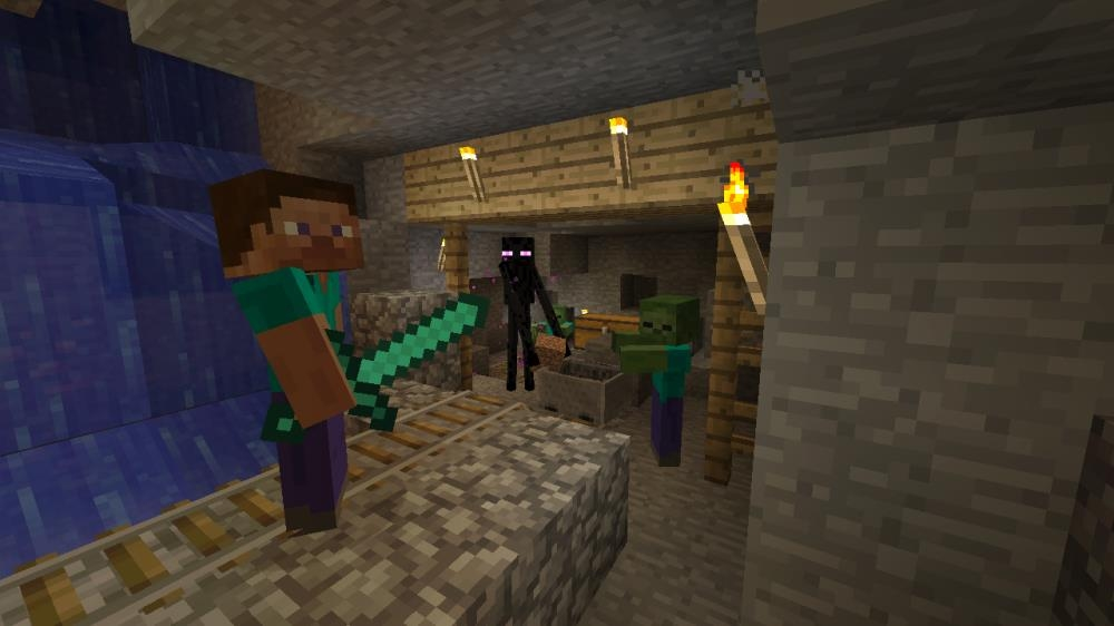 "Image from Minecraft - ""Guys, It's here!"" Trailer"