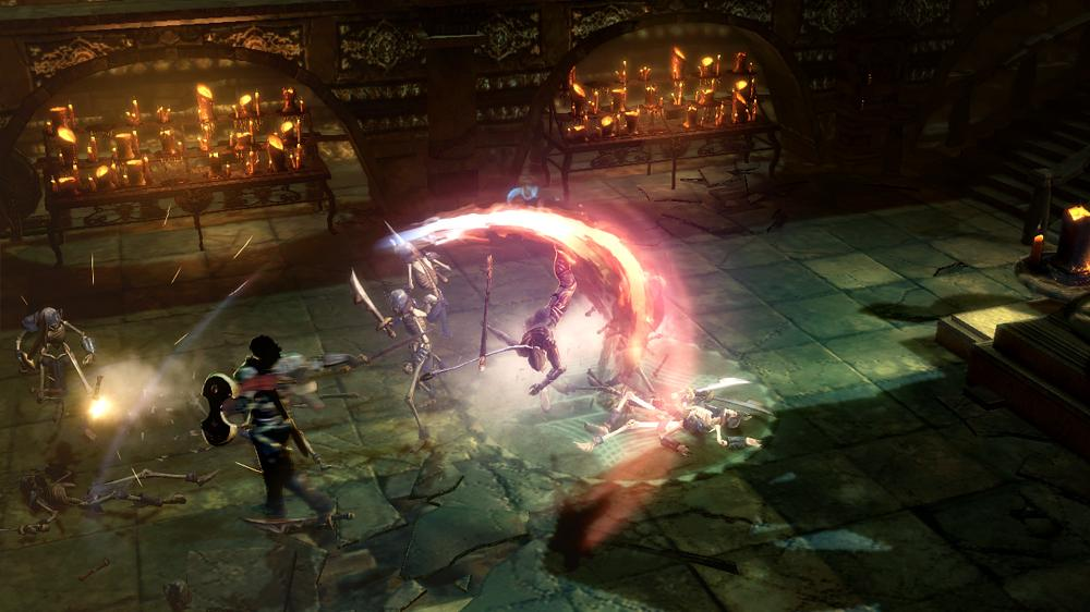 Image from Dungeon Siege 3 Teaser Trailer