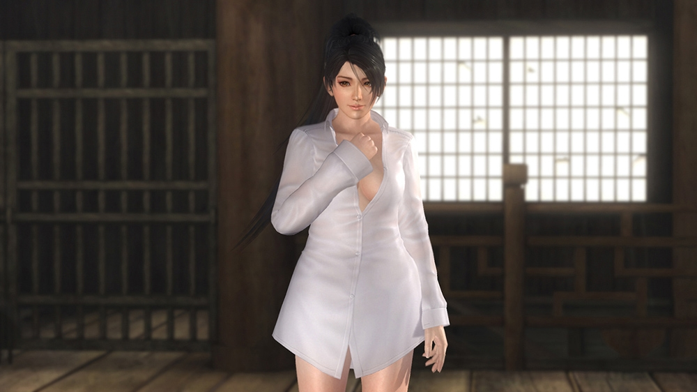 Image de Dead or Alive 5 Ultimate - Momiji pyjama