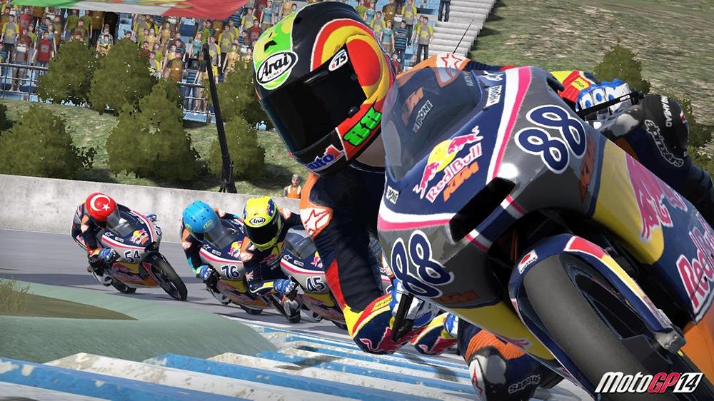 Immagine da MotoGP™14 Red Bull Rookies Cup