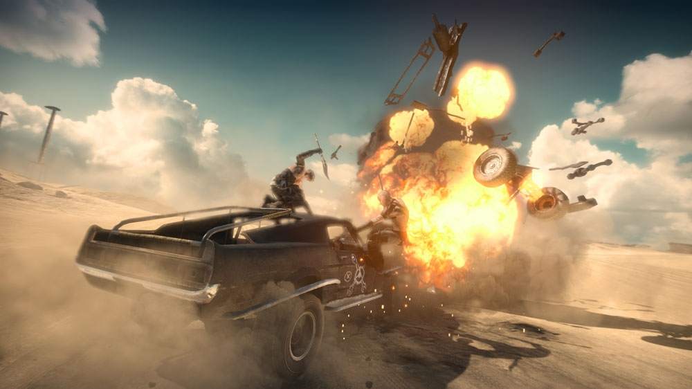 Image from Mad Max - Gameplay Reveal - Soul of a Man
