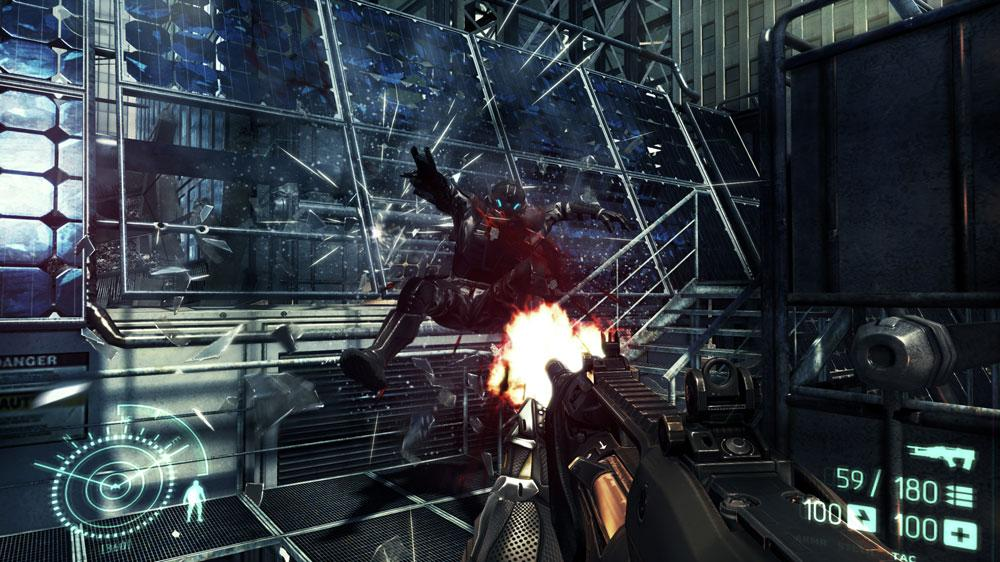 Snímek ze hry Crysis 2 MP Progression 2