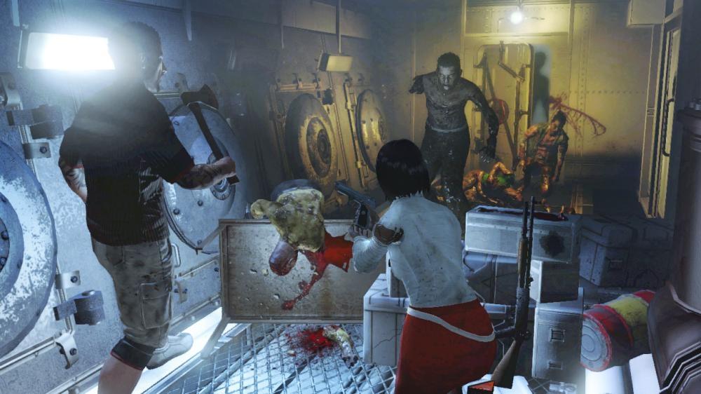 Bilde fra Dead Island Riptide Trailer