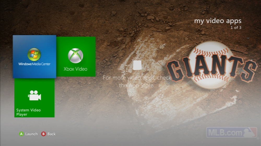 Image from MLB - Giants Jersey Theme
