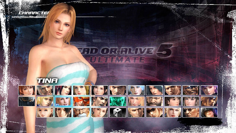 Image from Dead or Alive 5 Ultimate Tina Bathtime Costume
