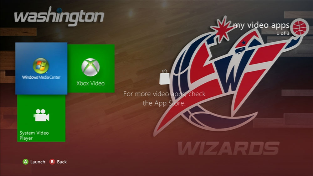 Image from NBA: Wizards Game Time