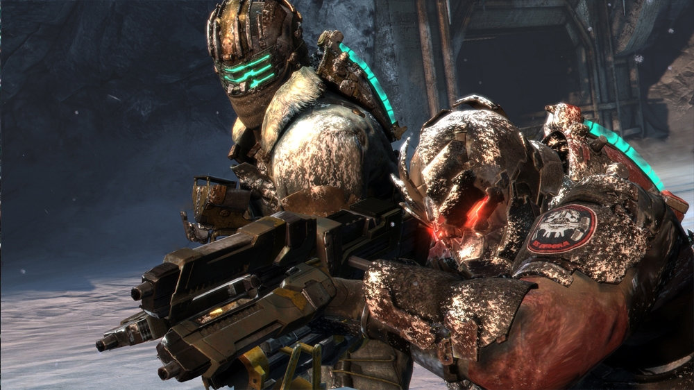 Image from Dead Space 3 Awakened Trailer