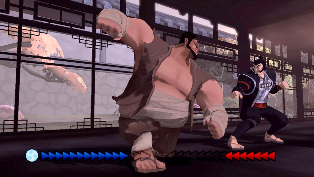 Image from Launch Trailer - Karateka