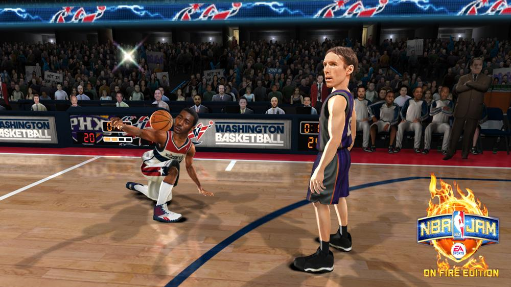 Bild von NBA JAM: On Fire Edition - Legenden