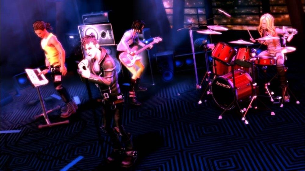 """Snímek ze hry """"Always"""" - Blink-182"""