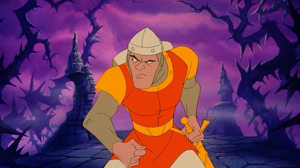 Image from Dragon&#39;s Lair Theme 