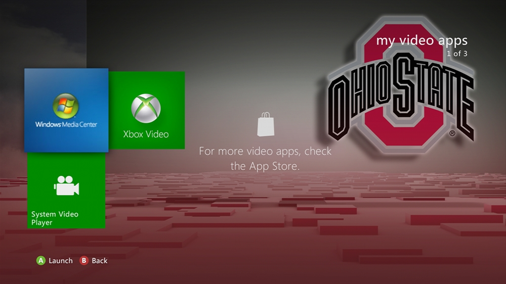 Image from Ohio State Varsity Theme