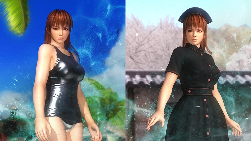 Image from Dead or Alive 5 Ultimate Costume Catalog 14