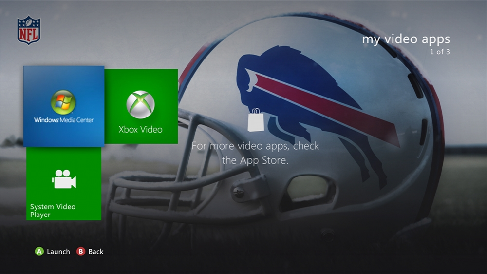 Image de NFL -  Bills Helmet Theme
