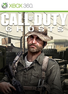 Call of Duty®: Ghosts - Paquete Leyenda - Capitán Price