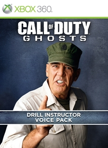Call of Duty®: Ghosts - Paquete de voces Instructor militar