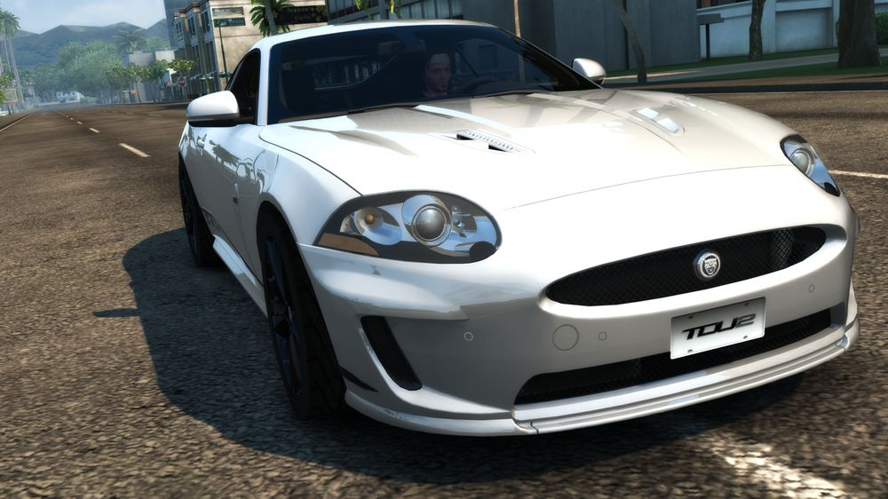 Image from TDU2: Jaguar XKR Speed Pack and Black Pack