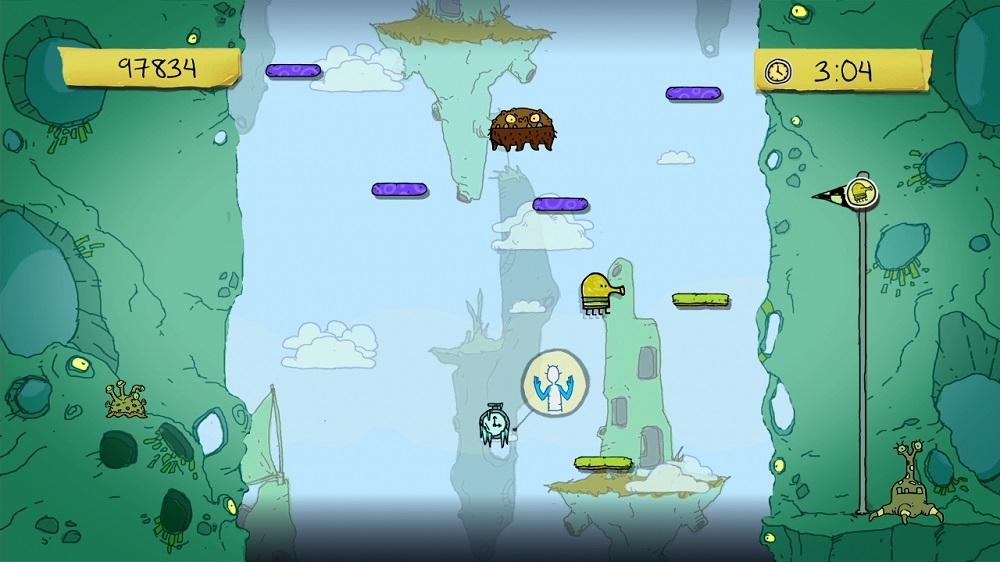 Imagen de Doodle Jump for Kinect™