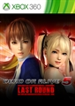DOA5LR New Fighters + Debut Costume Set