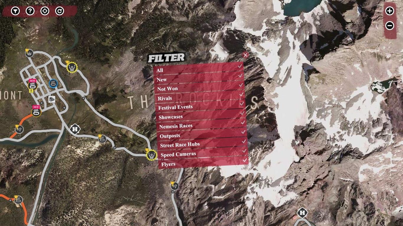 Bild från Forza Horizon SmartGlass Experience