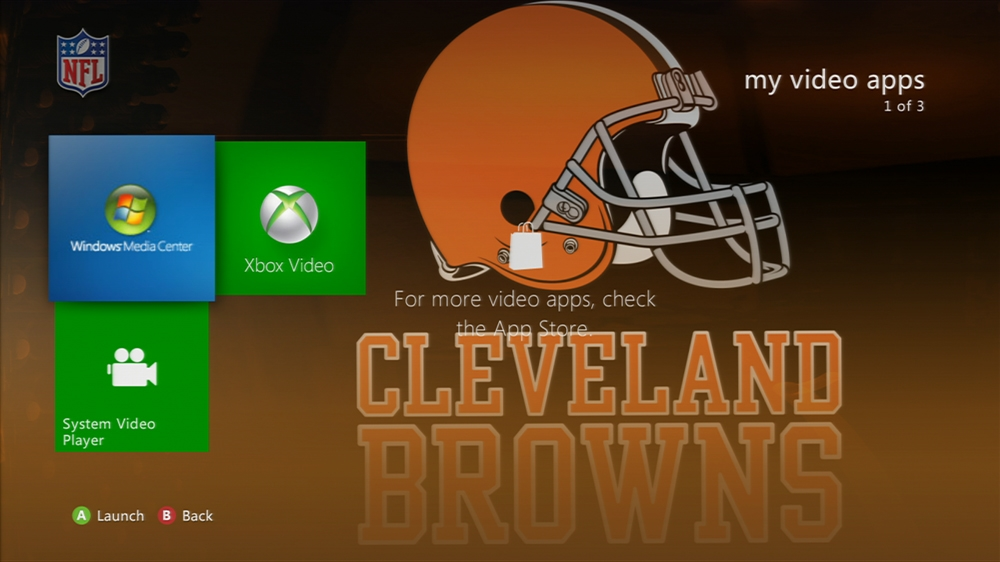 Image from NFL - Browns Highlights