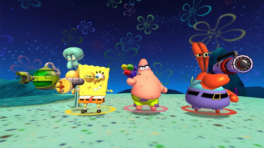 Imagen de Bob Esponja: La Venganza de Plankton