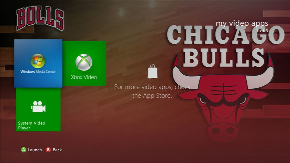 Image from NBA: Bulls Game Time