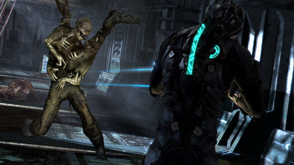 Snímek ze hry Dead Space 3 - Two Ways to Play Trailer