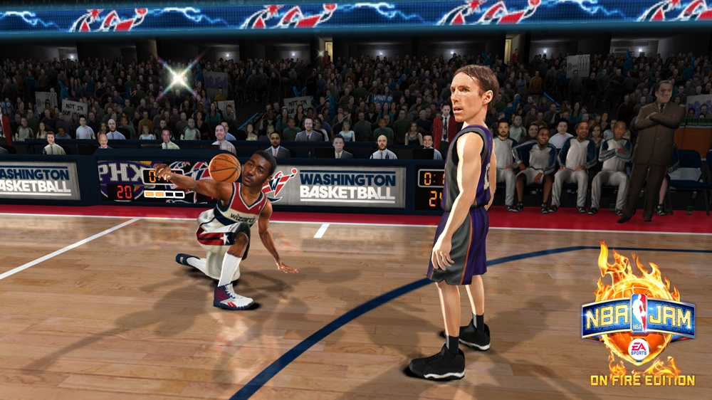 Bild von NBA JAM: On Fire-Edition - SSX-Charaktere