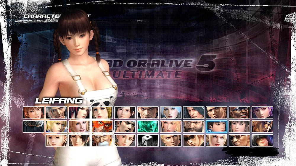 Image from Dead or Alive 5 Ultimate Leifang Overalls