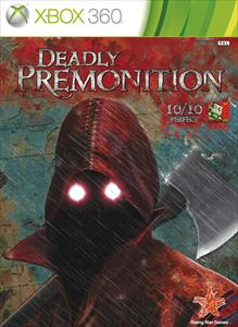 DEADLY PREMONITION Pack imágenes 1