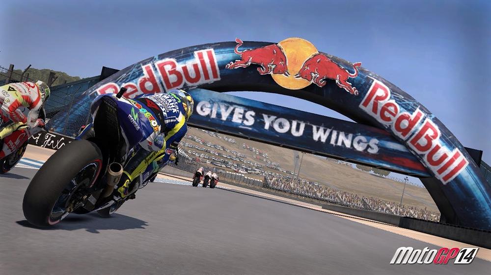 Immagine da MotoGP™14 Laguna Seca Red Bull US Grand Prix