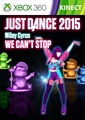 "Just Dance 2015 - ""We Can't Stop"" by Miley Cyrus"