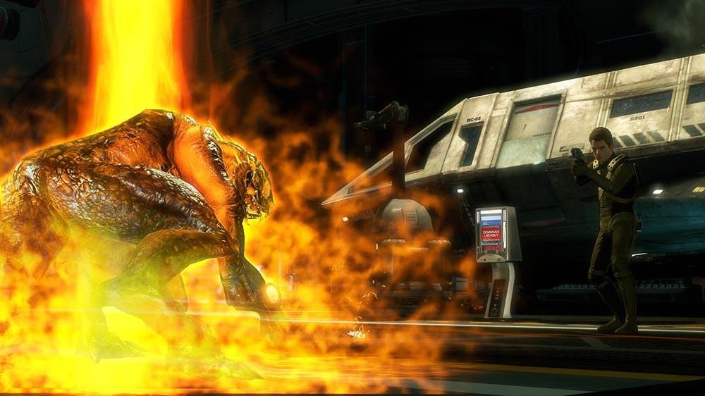 Image from Star Trek™ - Salvation Trailer