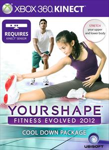 Cool Down Package - Your Shape Fitness Evolved 2012