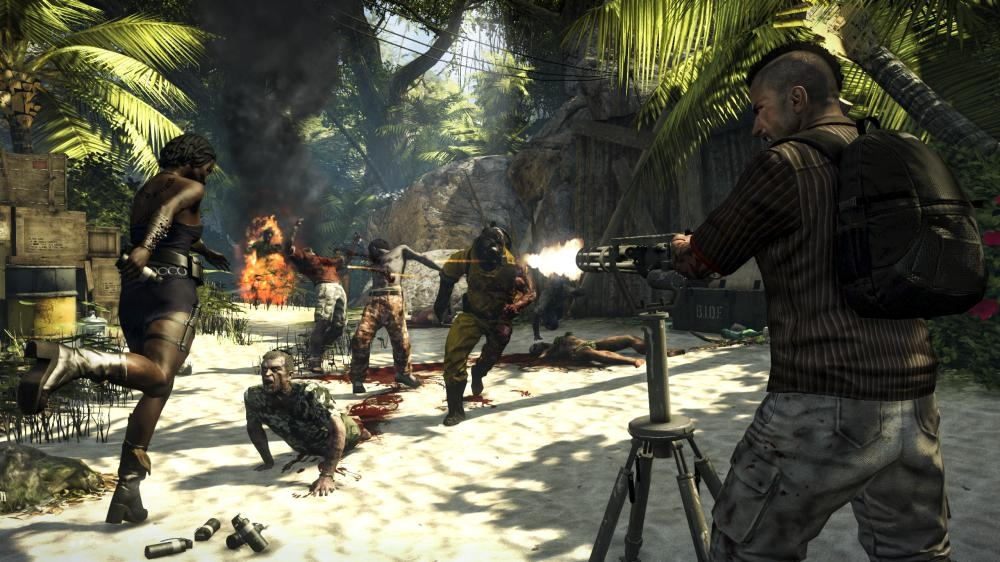 Image from Dead Island Riptide Trailer