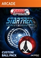 Bola personalizada de Star Trek®: The Next Generation™