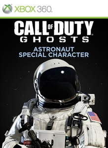 Call of Duty®: Ghosts - Personaje especial Astronauta