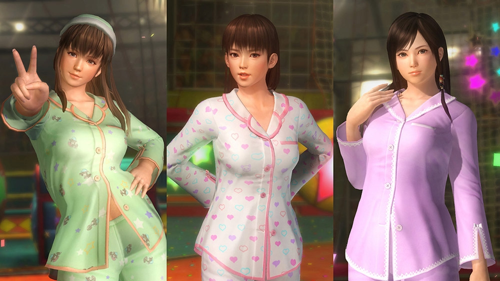 Image de Dead or Alive Ultimate - Catalogue de tenues 15