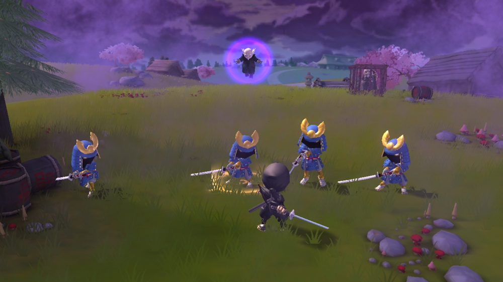 Image from Mini Ninjas Adventures Gameplay Trailer