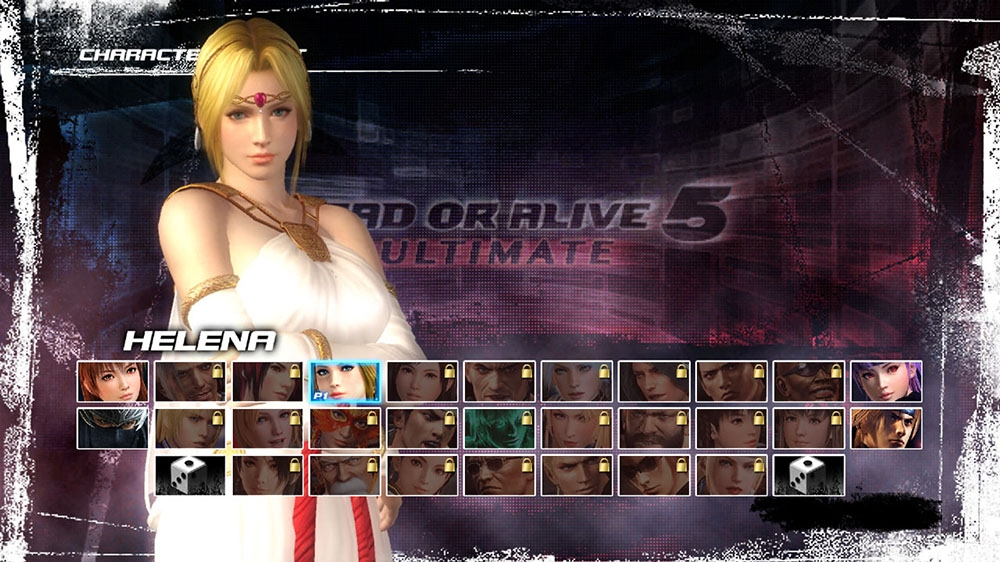 Image from Dead or Alive 5 Ultimate Helena Legacy Costume