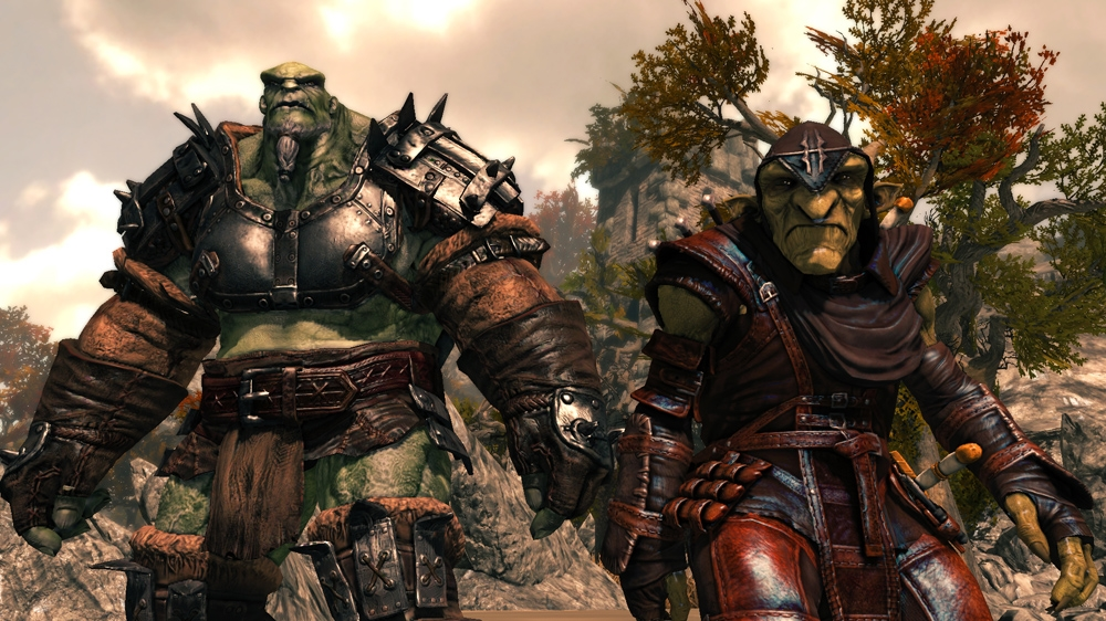 Image from OF ORCS AND MEN: LAUNCH TRAILER