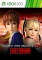 DOA5LR Falcom® Mashup - Honoka & Renne