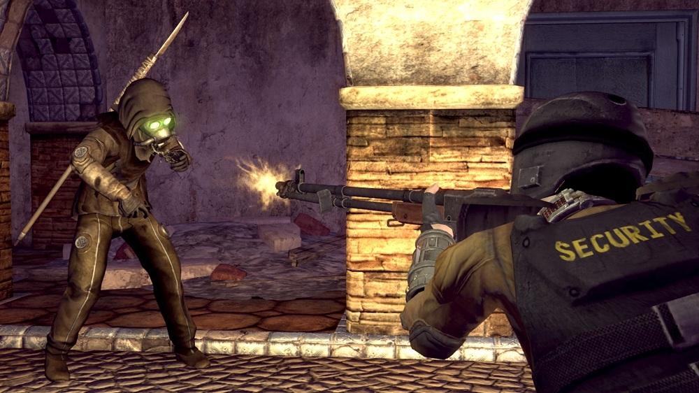 Fallout: New Vegas - Dead Money のイメージ