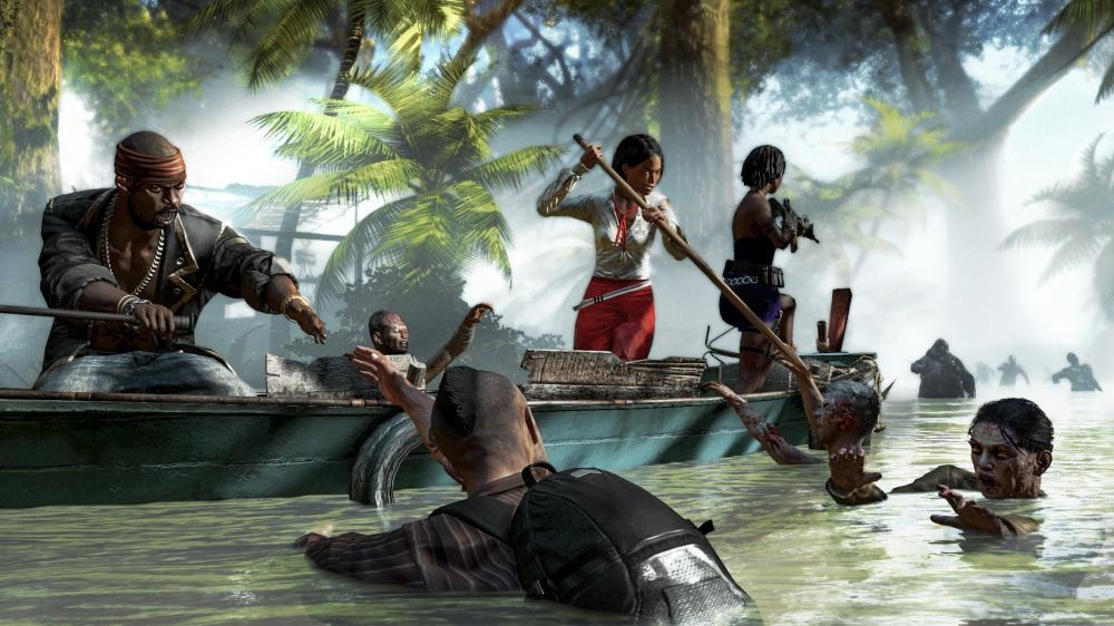 Afbeelding van Dead Island Riptide They Thought Wrong Trailer