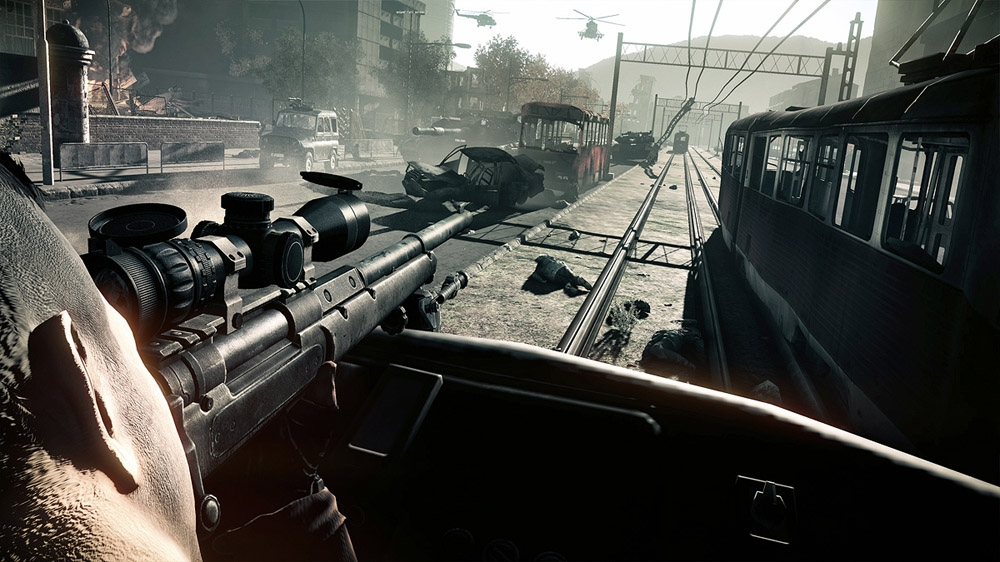 Image from Sniper: Ghost Warrior 2 Sarajevo Urban Combat trailer