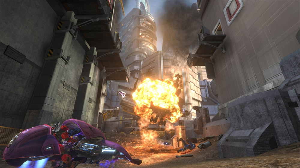 Image from Halo: Reach - Anniversary Map Pack